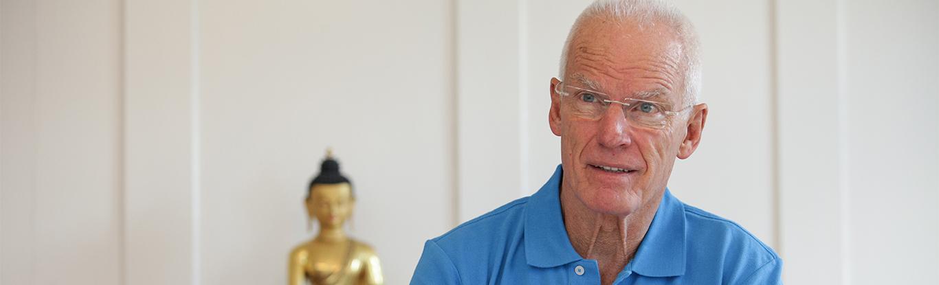 День открытых дверей в буддийском центре